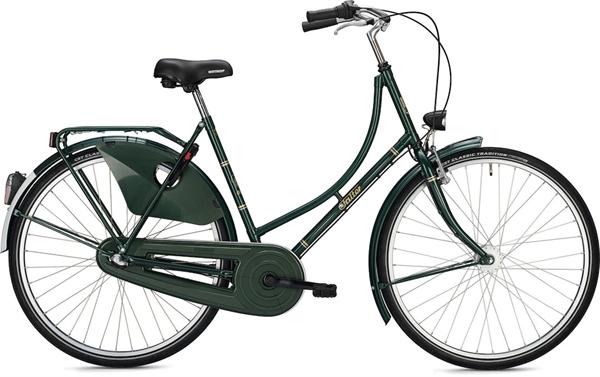 "Falter Classic Bike H 1.0 28 ""glossy green"