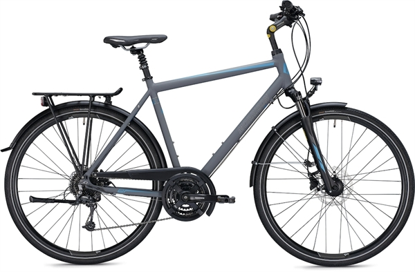 "Morrison Trekkingbike T 3.0 Men 28"" matt grey"