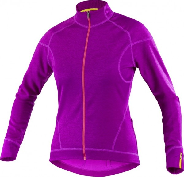 Mavic Women Ksyrium Elite Thermo Jersey chocking-x