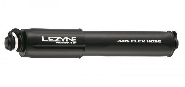 Lezyne Tech Drive HV mini pump shiny-black