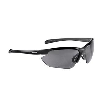 Alpina glasses Jalix black matte