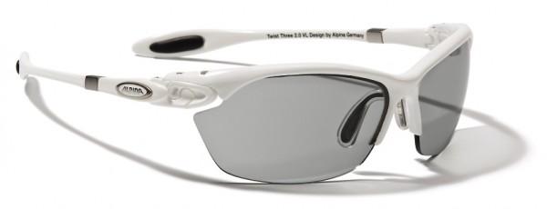 Alpina Twist Three 2.0 VL Brille weiß