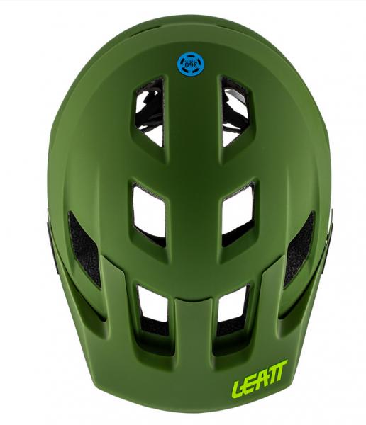 Leatt DBX 1.0 V21.1 MTN Helm cactus