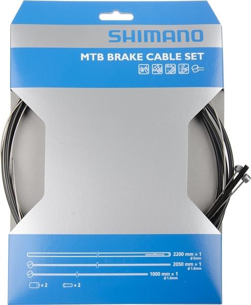 Shimano MTB Bremskabelsatz