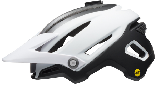 Bell Sixer Mips Helm matte white/black