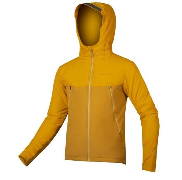 Endura MT500 Freezing Point Jacket mustard