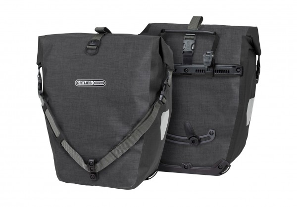 Ortlieb Back-Roller Plus QL2.1 granit/black