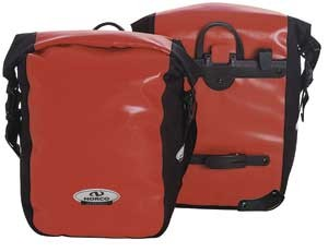 Norco Columbia Universalbag - red/black