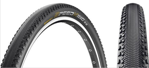 Continental Speed King II 27.5x2.2 (650B) RaceSport (0101110)