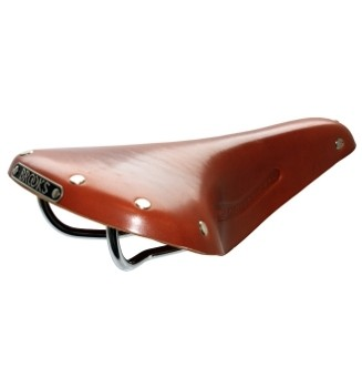 Brooks Saddle Team Pro Classic honey