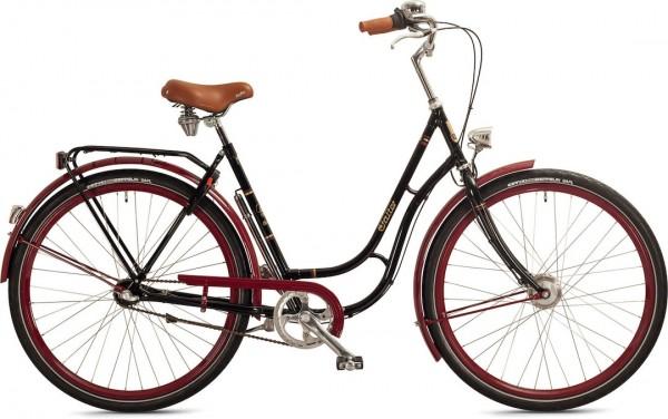 "Falter Classic Bike RS 3.0 28 ""glossy black"