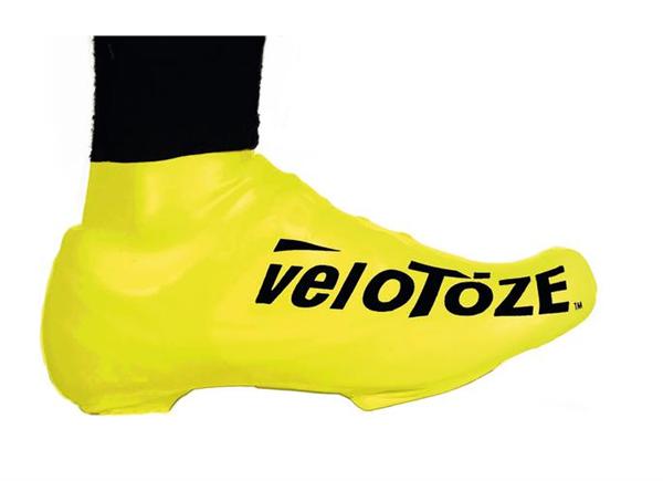 Velotoze Shoe Cover short yellow