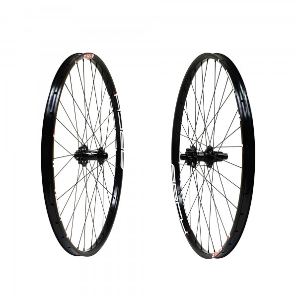 Fun Works N-Light One NoTubes ZTR Arch MK3 Comp Race Wheelset 27,5 650b 1590g