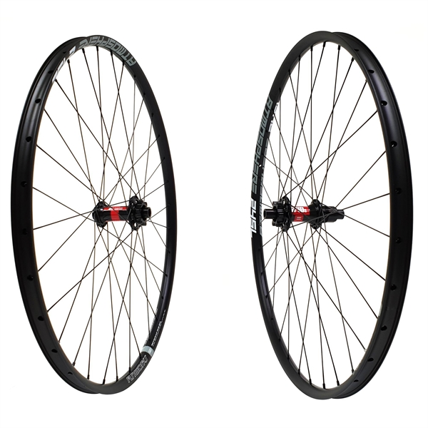 DT Swiss 240s Disc IS Atmosphere 24 SL Comp Race Wheelset 650b 1430g