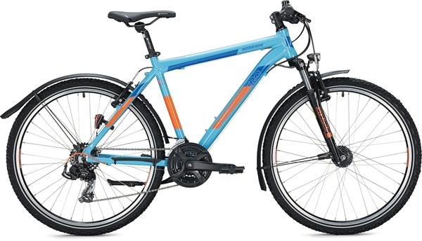 Morrison MESCALERO S26 light blue-dark blue
