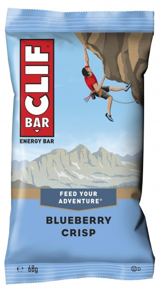 Clif Bar Energy Bar blueberries