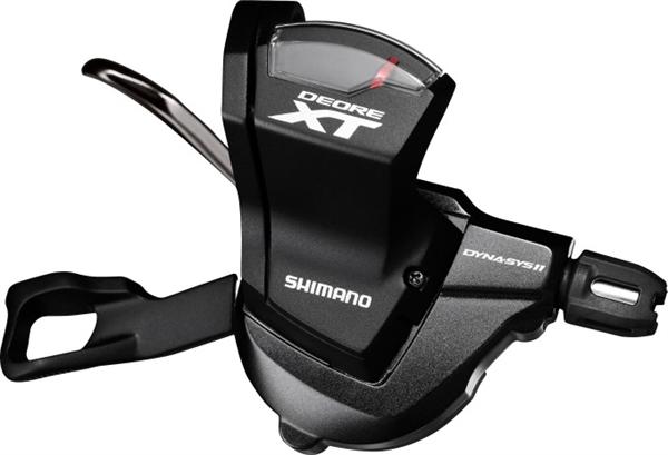 Shimano Schalthebel Deore XT SL-M8000 rechts, 11-fach, Schelle