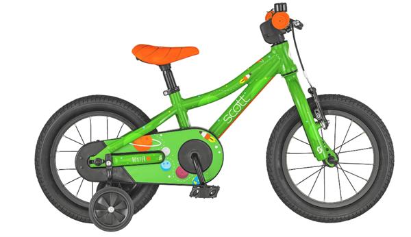 Scott Bike Roxter 14 green 2019 kid bike