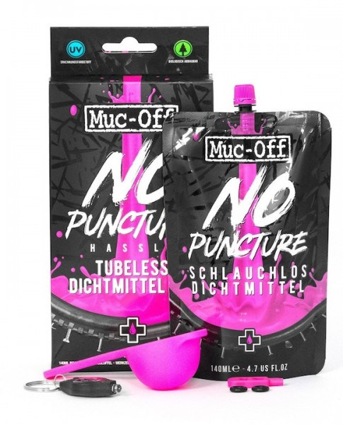 Muc-Off No Puncture Dichtmilch 140ml