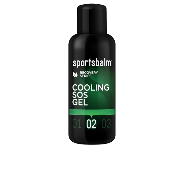 Sportsbalm Cooling SOS Gel 200 ml