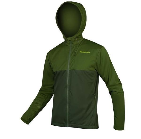 Endura Singletrack Softshell II Jacket green forest