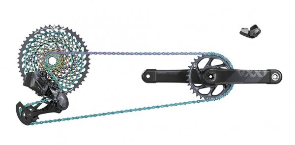 SRAM XX1 Eagle AXS 175mm Complete-Set