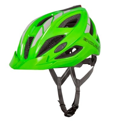 Endura Luminite Helm neon-grün
