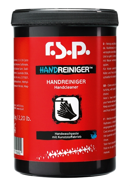 RSP hand cleaner 500g