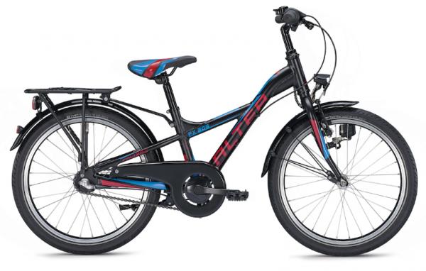 Falter FX 203 20 inch Y-Lite black/red Kids Bike