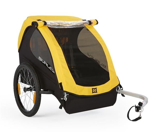 Burley Child Trailer Bee black/yellow