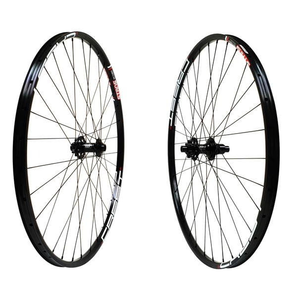 Fun Works N-Light One NoTubes ZTR Crest MK3 Comp Race Wheelset 29er 1490g