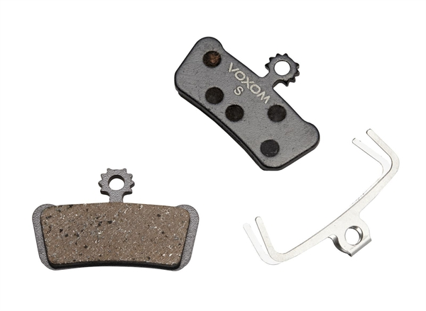 Voxom Disc Brake Pads Bsc5 standard - Avid/SRAM X.0 Trail, SRAM Guide