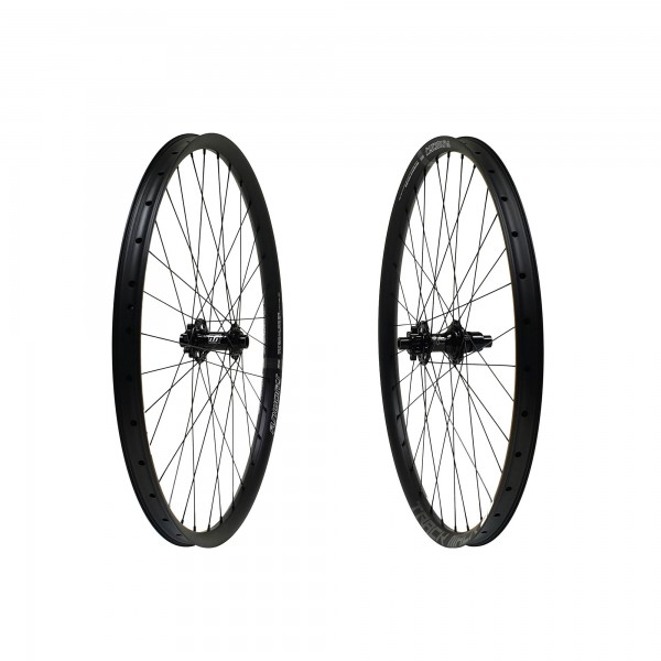Fun Works N-Light Boost E-Bike Track Mack 30 Hybrid E-MTB Wheelset 27,5 650b