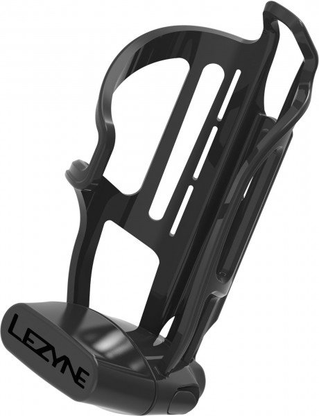 Lezyne water bottle holder Flow Storage incl. integrated tool holder incl. tool, CO2