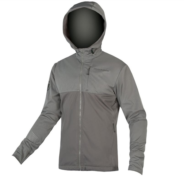 Endura Singletrack Softshell II Jacket pewter grey