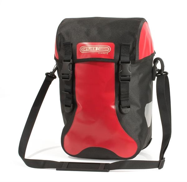 Ortlieb Sport-Packer Classic QL2.1 red/black