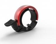 Knog Oi Classic Klingel Limited Edition large - black/red