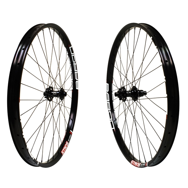 Fun Works N-Light One NoTubes ZTR Baron MK3 Comp Race Laufradsatz 26er 1730g