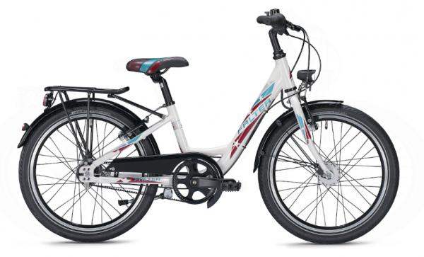 Falter FX 207 Pro 20 inch wave white Kids Bike