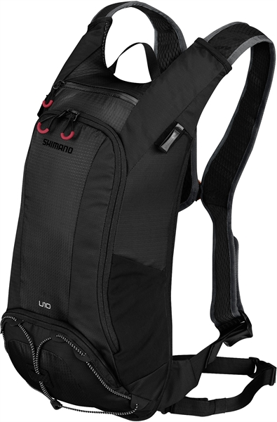 Shimano Unzen Trail Backpack 10L hydration black