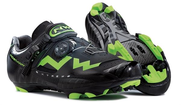 Northwave Extreme Tech MTB Schuh green / black