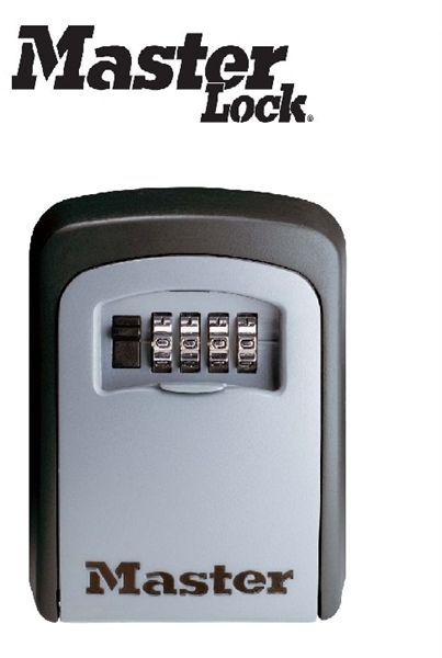 Master Lock Safe Select Acces 5401/5403