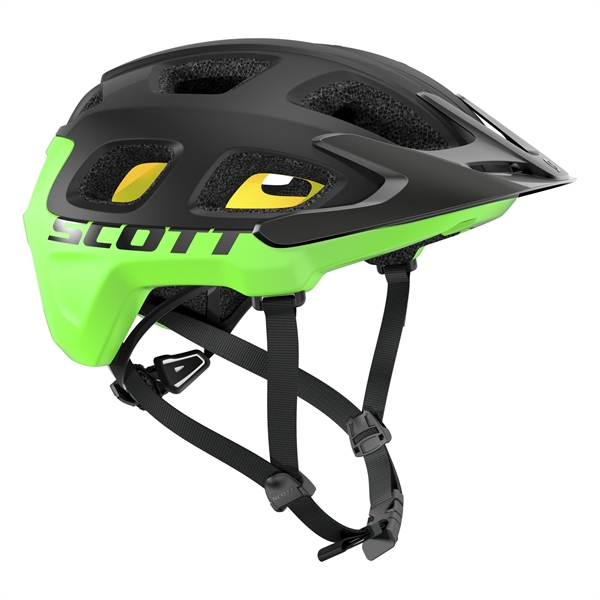 Scott Helmet Vivo Plus - black/green flash