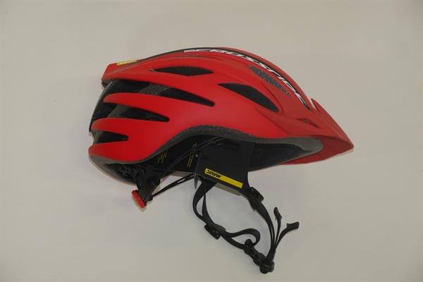 Mavic Helm Crossride SL Elite racing red/black