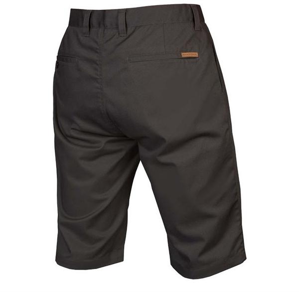 Endura Hummvee Chino Short with liner short grey