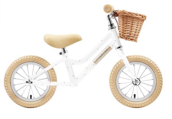 "Creme Cycles Mia 12"" Push-Bike gold chic"