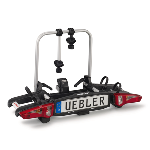 Uebler i21 Tow Bar Carrier for 2 Bikes 60°