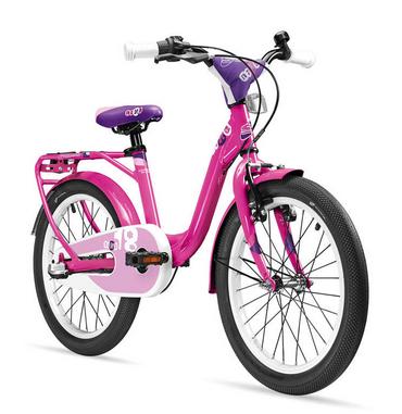 S´COOL niXe 18 Aluminium 3-Gang pink