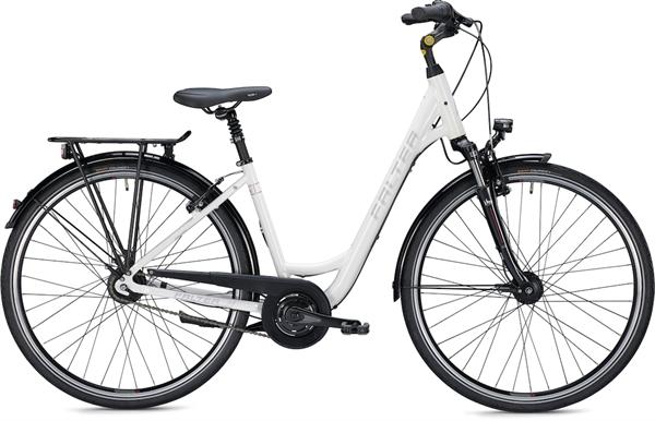 "Falter City/Urbanbike C 5.0 XS (42) 26"" glänzend weiß"