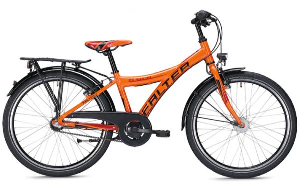 Falter FX 403 ND 24 inch Y orange/black Kids Bike